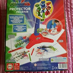 PJ Masks Conector Junior (Educa Borrás 17436): Amazon.es: Juguetes ...