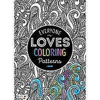 Bendon Patterns Adult Coloring Book