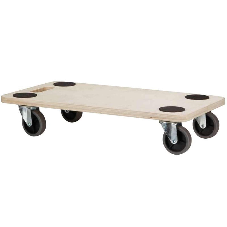Perel QT106 Transporteur de meubles 56 x 30 cm charge max 150 kg DIY