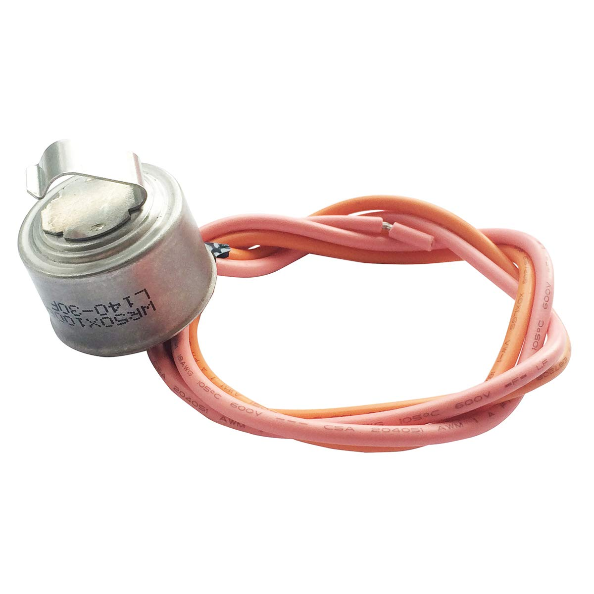 LONYE WR50X10068 Refrigerator Defrost Thermostat for GE Hotpoint Refrigerator L140-30F AP3884317 PS1017716 WR50X10028