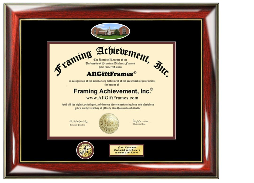 umuc Diploma marco imagen Campus Universidad de Maryland University ...