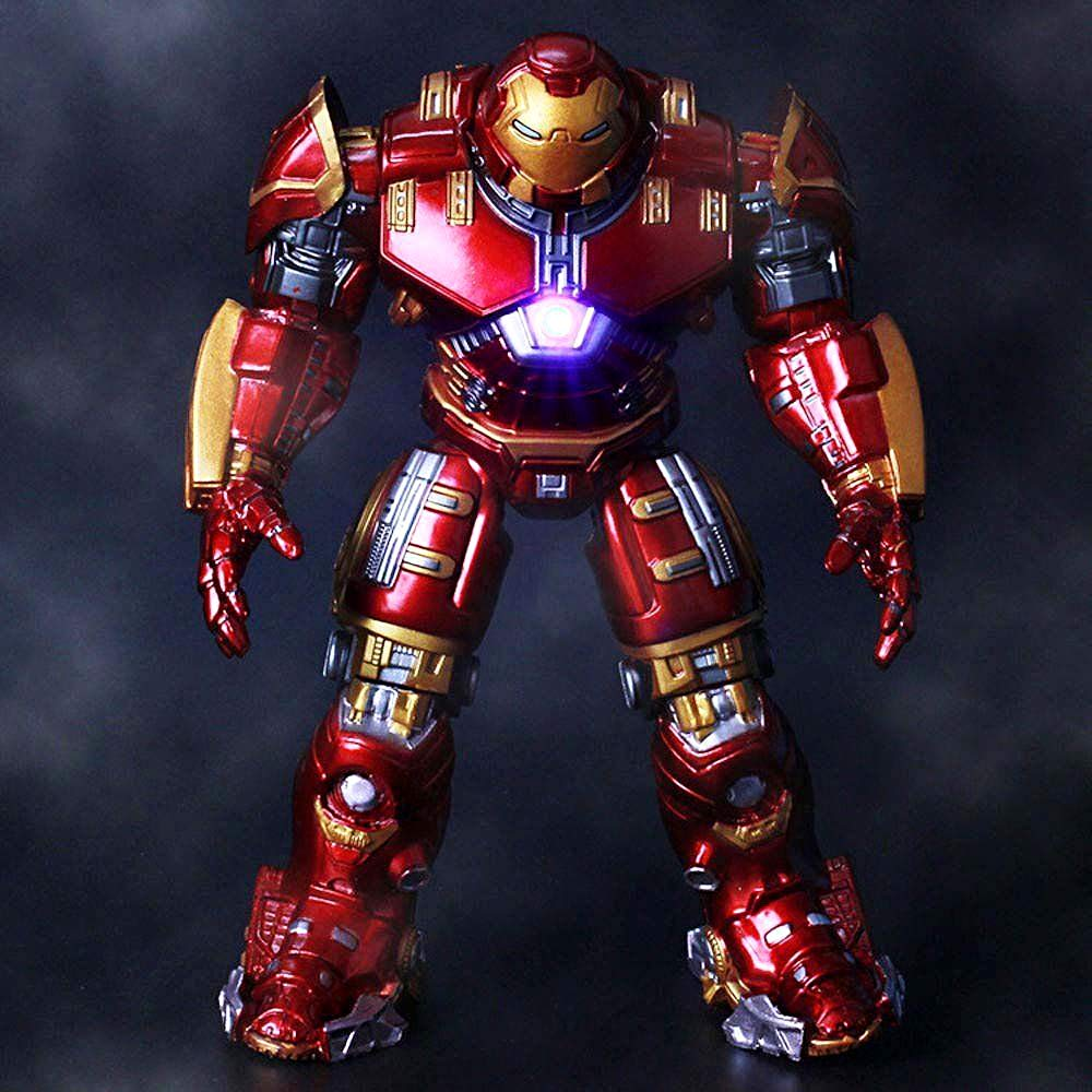 "7"" Action Figure Marvel Avengers 2 Age of Ultron Iron Man Hulk Buster Figure Toys"