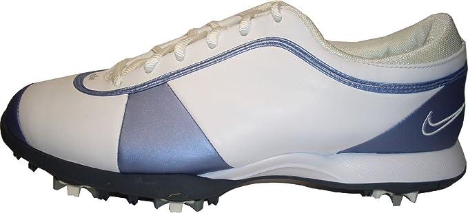 Nike Air Dormie Damen Golfschuhe. Optimale Dämpfung & Traktion. Full Grain Leder. 2-jährige limitierte Wasserbeständigkeitsgarantie. EUR 38 US 7 UK 4,5 24 cm