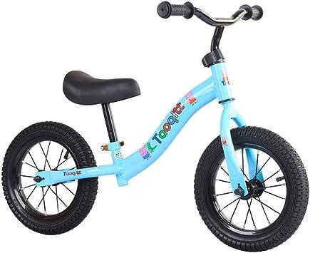 QAZWSX Coche De Equilibrio para Niños, Sin Pedal Bicicleta Niño ...