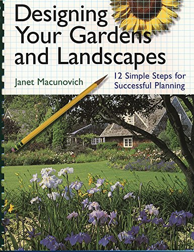 Pdf Home Designing Your Gardens and Landscapes: 12 Simple Steps for Successful Planning