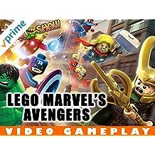 Clip: Lego Marvel's Avengers Video Gameplay