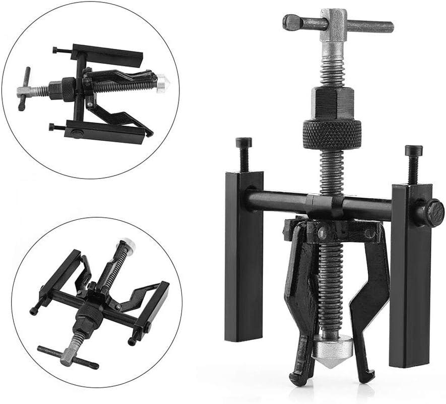 extractor de velocidad de extractor de rodamiento interior extractor de velocidad de rodamiento interior reversible para motocicleta y autom/óvil Extractor de rodamiento de 3 mordazas