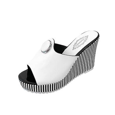 d4ea3c69cb26 Lolittas Womens Wedge Diamante Sandals