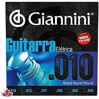 Encordoamento Guitarra Geegst 10, Giannini