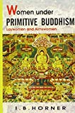 Women under Primitive Buddhism 9788120806641