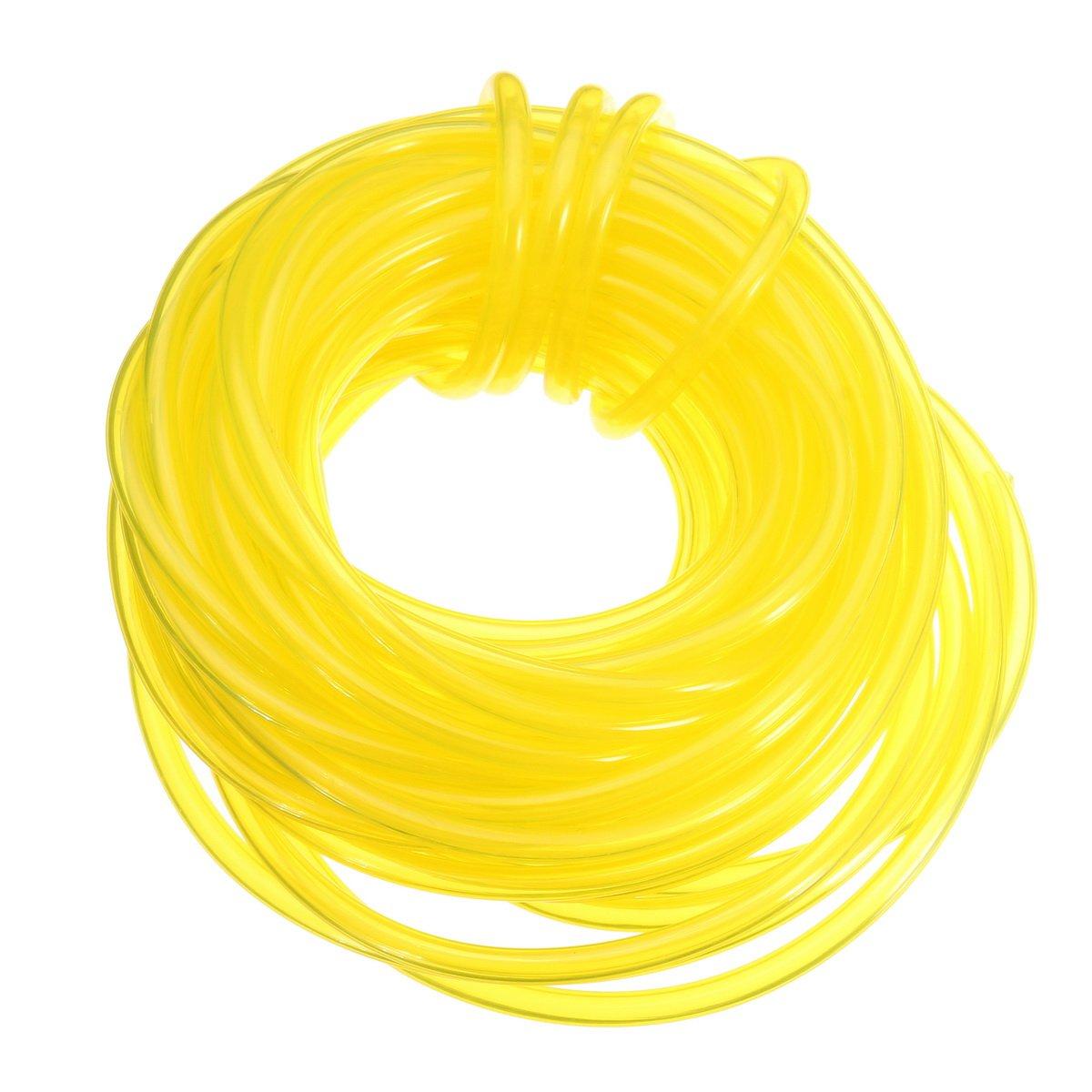 3 mm x 5 mm, 10 m, di/ámetro interno de 1//8 pulgadas Manguera para tuber/ía de combustible de gasolina Hitommy