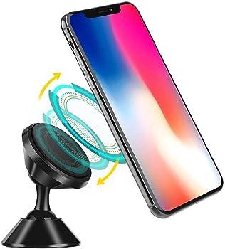 Tofoco Com Universal Dashboard Magnetic Car Phone Holder