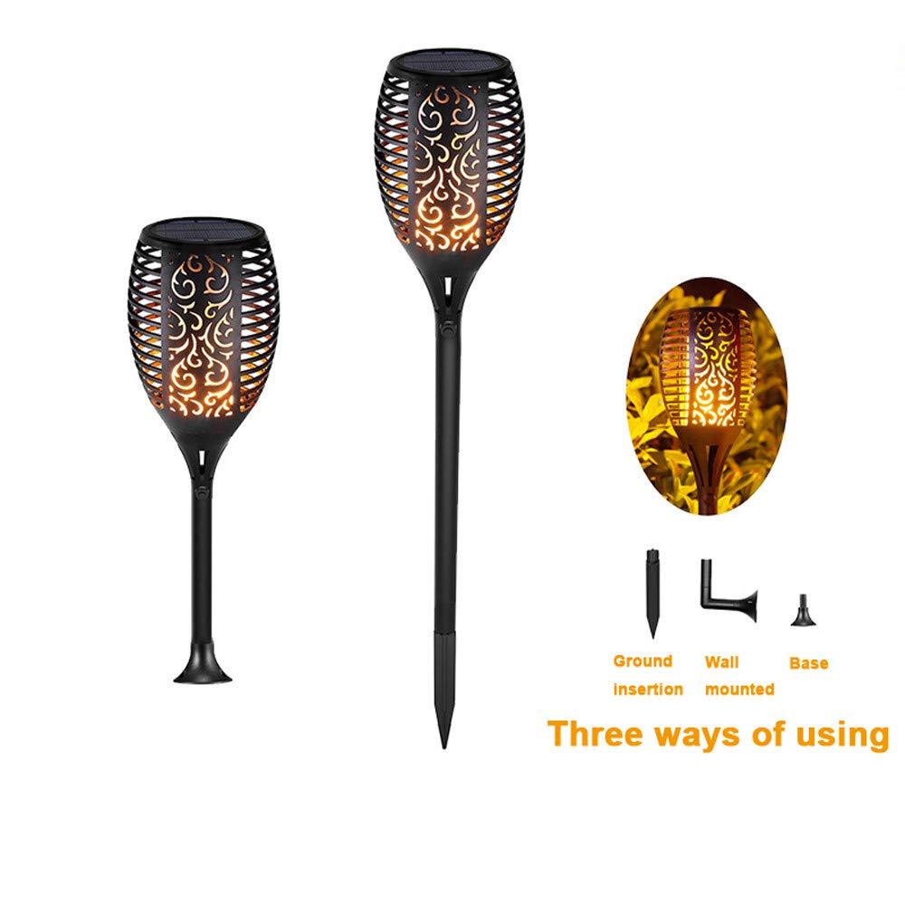 BOLUOYI Decorative Outdoor Lighting Projectors,String Lights for Patio,2Pcs Solar Outdoor Waterproof Lights Lantern Lamp Garden Pathways Yard Patio