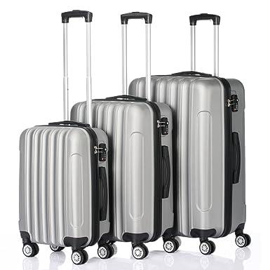 Amazon.com: Lovinland - Maleta de viaje (3 piezas, 20.0 in ...