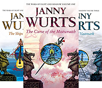 The Wars Of Light And Shadow by Janny Wurts