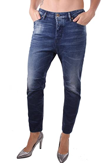 592375ec Diesel Eazee 0846L Ladies Jeans Pants Boyfriend (Blue, W27/L34):  Amazon.co.uk: Clothing