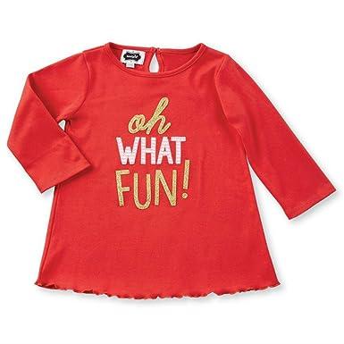 mud pie girls christmas shirts choose style 4t5t i love santa - Christmas Shirts For Girls