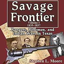 Savage Frontier, 1835-1837