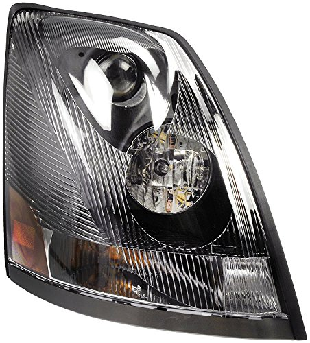 - Volvo 04 - 15 VN VNL VNM Truck 200 300 430 630 670 730 780 Head Light Right Side