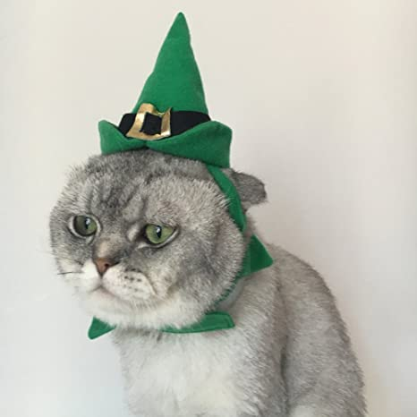 Zanteca - Gorro para mascota, gato o gato, suave, cálido, cómodo,