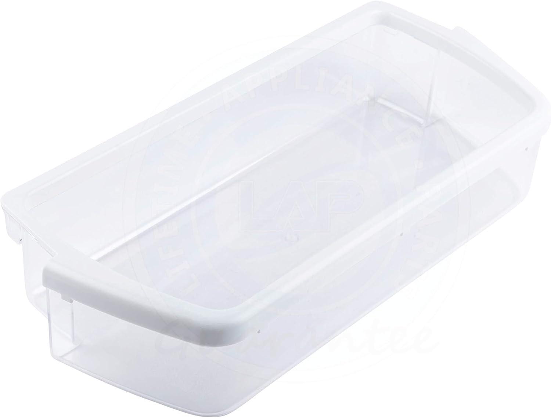 Kenmore Refrigerator Clear Door Bin Part Number Model #IB1749106X920 Whirlpool