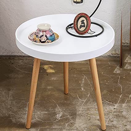Coffee Tables Solid Wood Round Table Coffee Table Sofa Small Coffee Table Side Several Corner Table