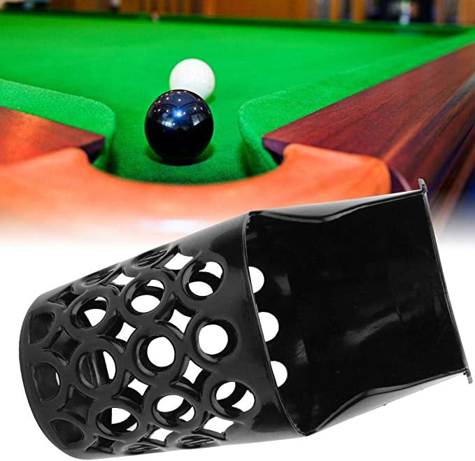 Remplacement de Table de Snooker Coton Sacs Lourds Accessoires de Table de Billard Yosoo Health Gear Snooker Pocket Net 6PCS Filets de Billard Filet de Poche de Table de Billard