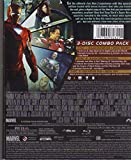 Iron Man 2-Combo 3Pk (3 Discs/Blu-Ray/Dvd/Digital Copy) Disconla