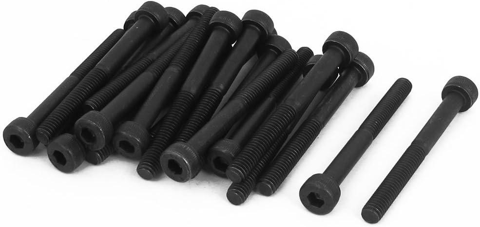 12.9 Steel M4 x 16mm Socket Head Cap Screws Black Oxide