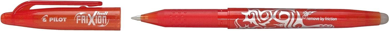 Schwarz 5er Set PILOT FriXion Ball radierbarer Tintenroller