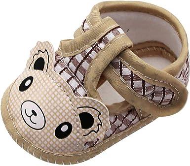 Baby Girls Cartoon Bear Sandals