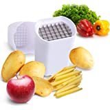 Perfect Fries One Step Natural French Fry Cutter Vegetable Fruit Durable Potato Durable Stock Kitchen Blade Store Vegetable Dishwasher Safe Brand New