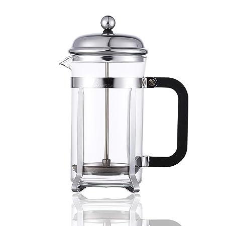 Cafetera con filtro, cafetera de prensa francesa, cafetera ...