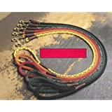 Mendota Products Snap Leash, 1/2-Inch by 4-Feet, Red
