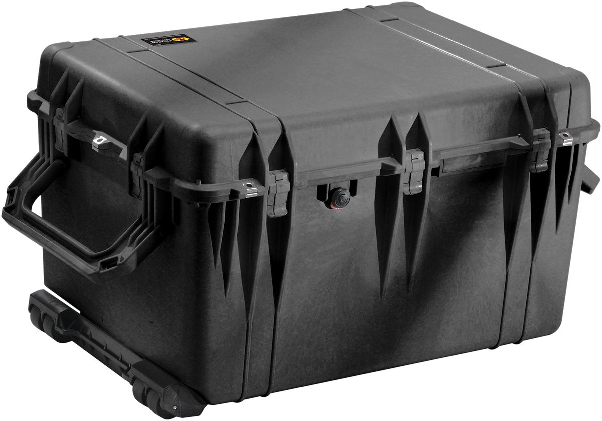 Pelican 1660 Case with Padded Dividers (Black) by Pelican (Image #1)