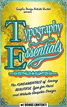 TYPOGRAPHY ESSENTIALS FUNDAMENTALS Photography Illustrator ebook product image