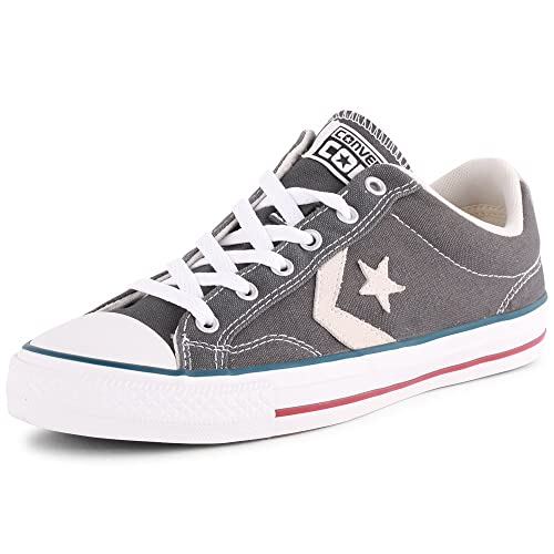 Converse Unisex Star Player EV Cloud Grey Trainers-UK 8