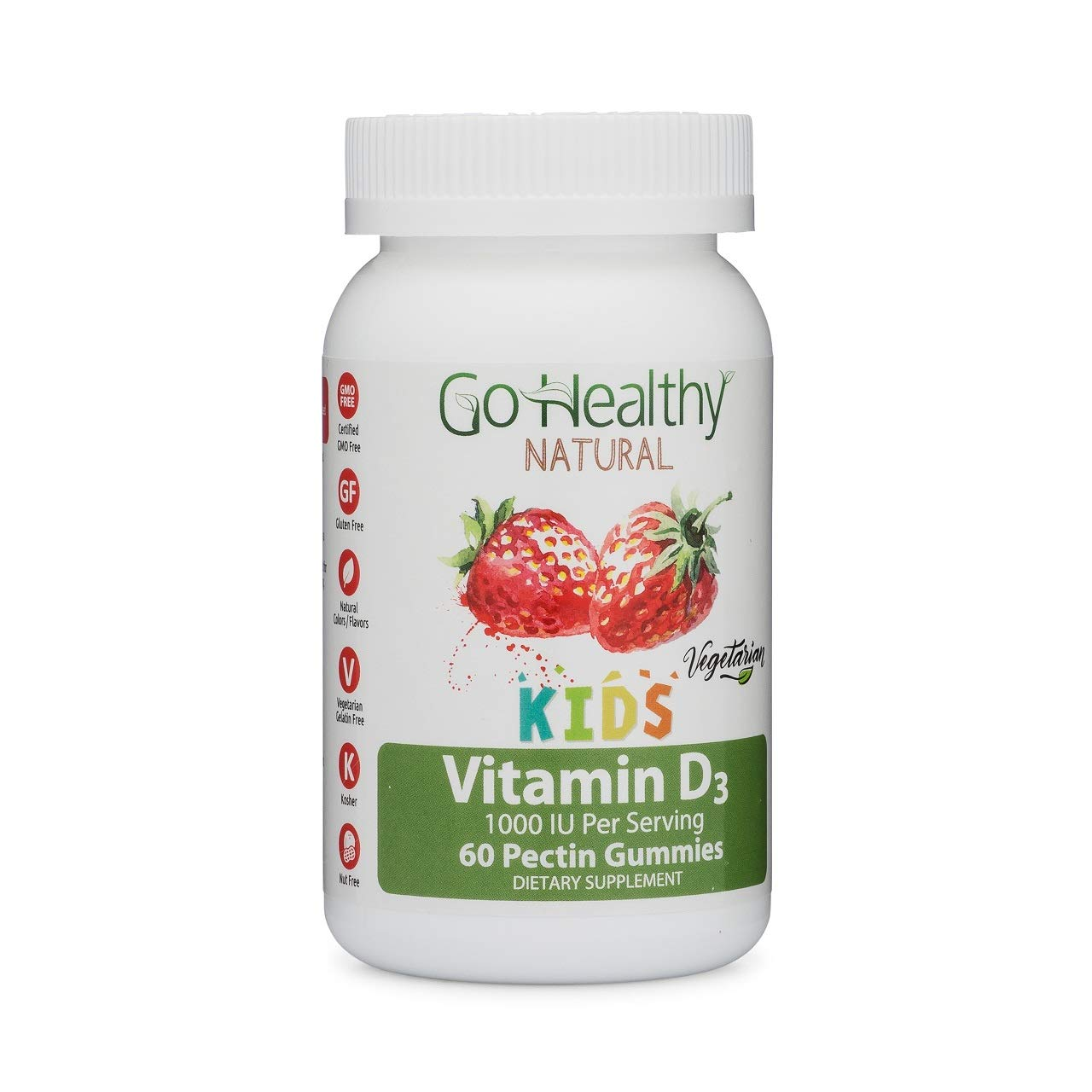 Amazon.com: Go Healthy Natural Multivitamin Gummies for ...