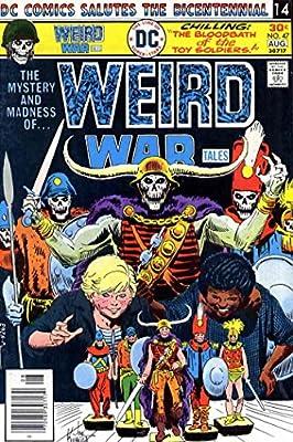 Weird War Tales #47 VG ; DC comic book