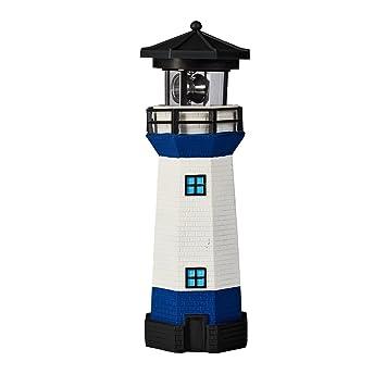 Unbekannt Solar-Leuchtturm Maritim