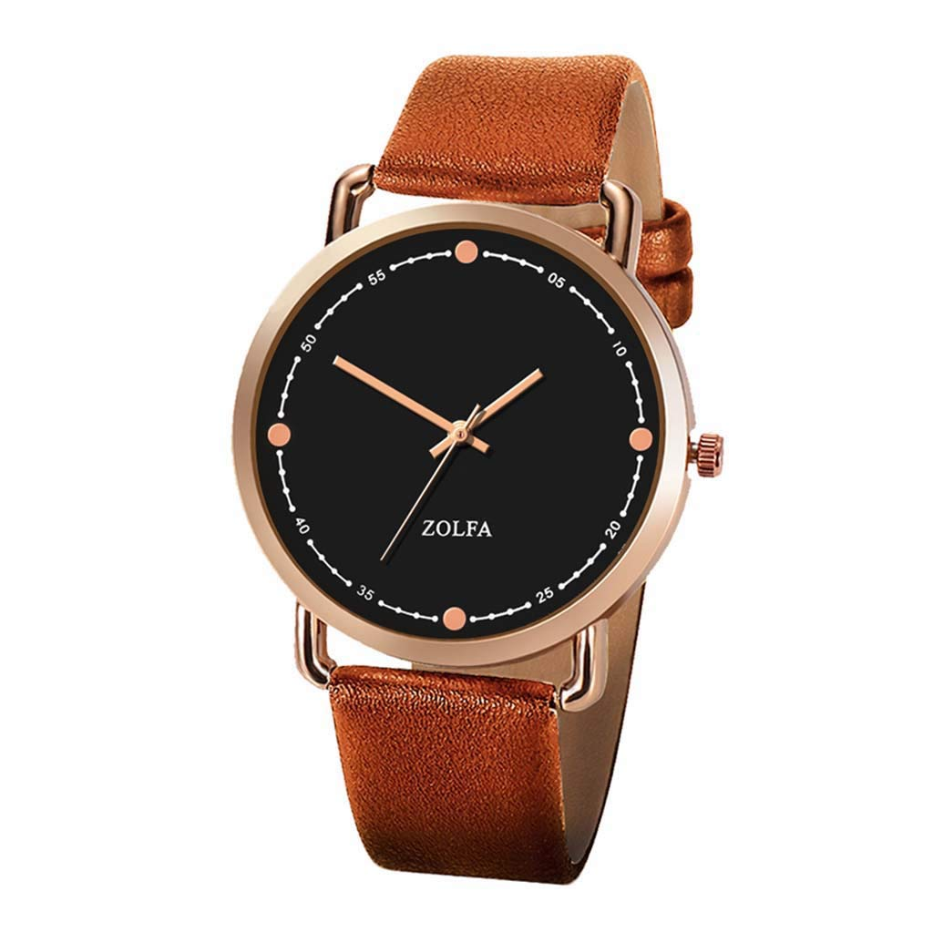 Amazon.com : XBKPLO Quartz Watches Mens Fashion Minimalist Thin Sport Analog Wrist Watch Leather Strap Business Watch Jewelry Gift : Pet Supplies