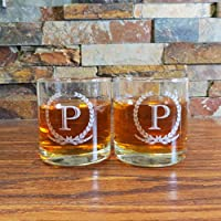 Personalized Whiskey Glass - Tumblers - Personalized Glasses - Groomsmen Gift - Anniversary