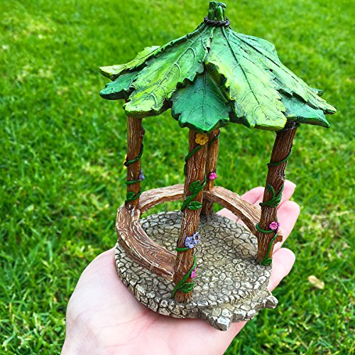 Fairy Garden Figurines And Accessories Set Hand
