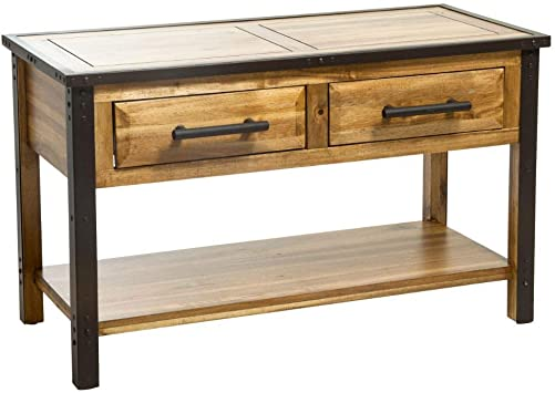 Christopher Knight Home Luna Acacia Wood Console Table Review