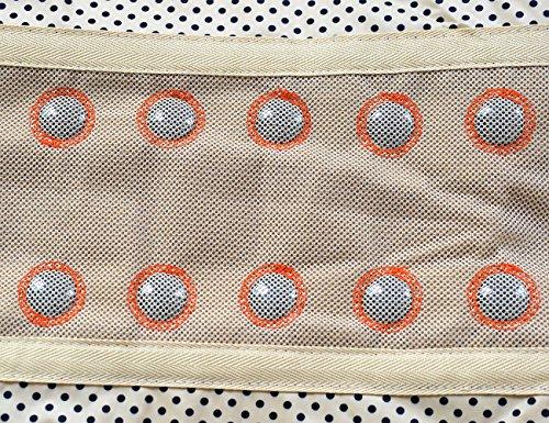 masaje de la almohadilla de la fisioterapia lejos almohadilla térmica infrarroja manta de vuelta de enfermería calefacción masaje manta: Amazon.es: Deportes ...