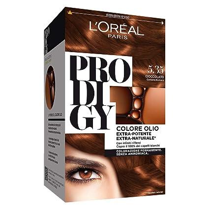 L Oréal Paris Prodigy Colorazione Permanente Senza Ammoniaca