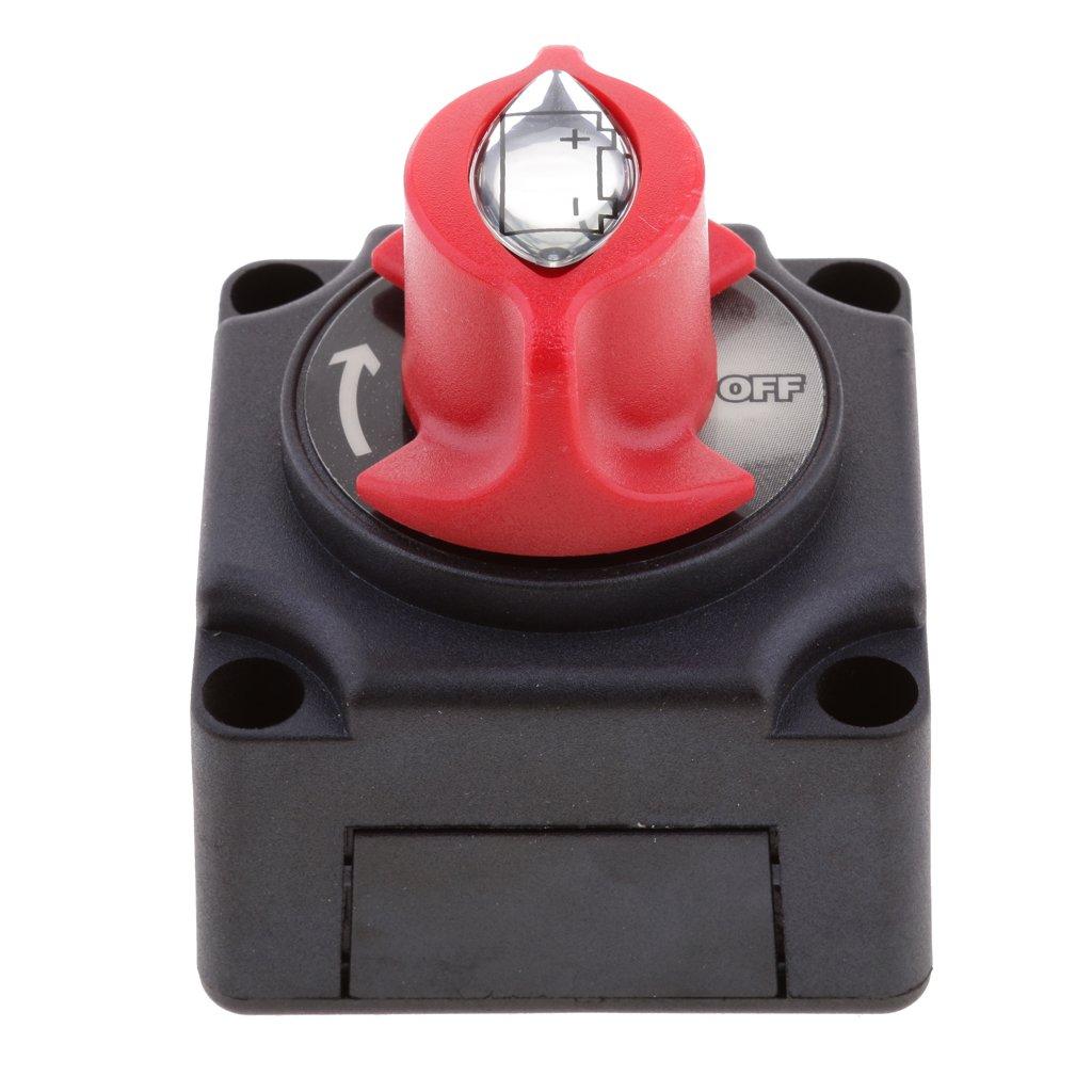 Sharplace Batterieschalter, Hauptschalter,Strom Schalter ...