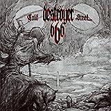 Cold Steel...For An Iron Age (Ltd. Ed.gatefold LP on Clear vinyl w/ Red, Black & Grey splatter vinyl + poster)