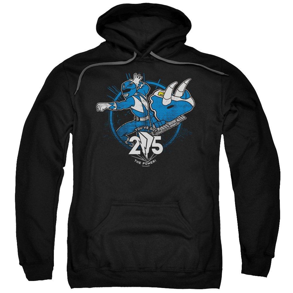 Power Rangers - - Blau 25 Hoodie für Männer