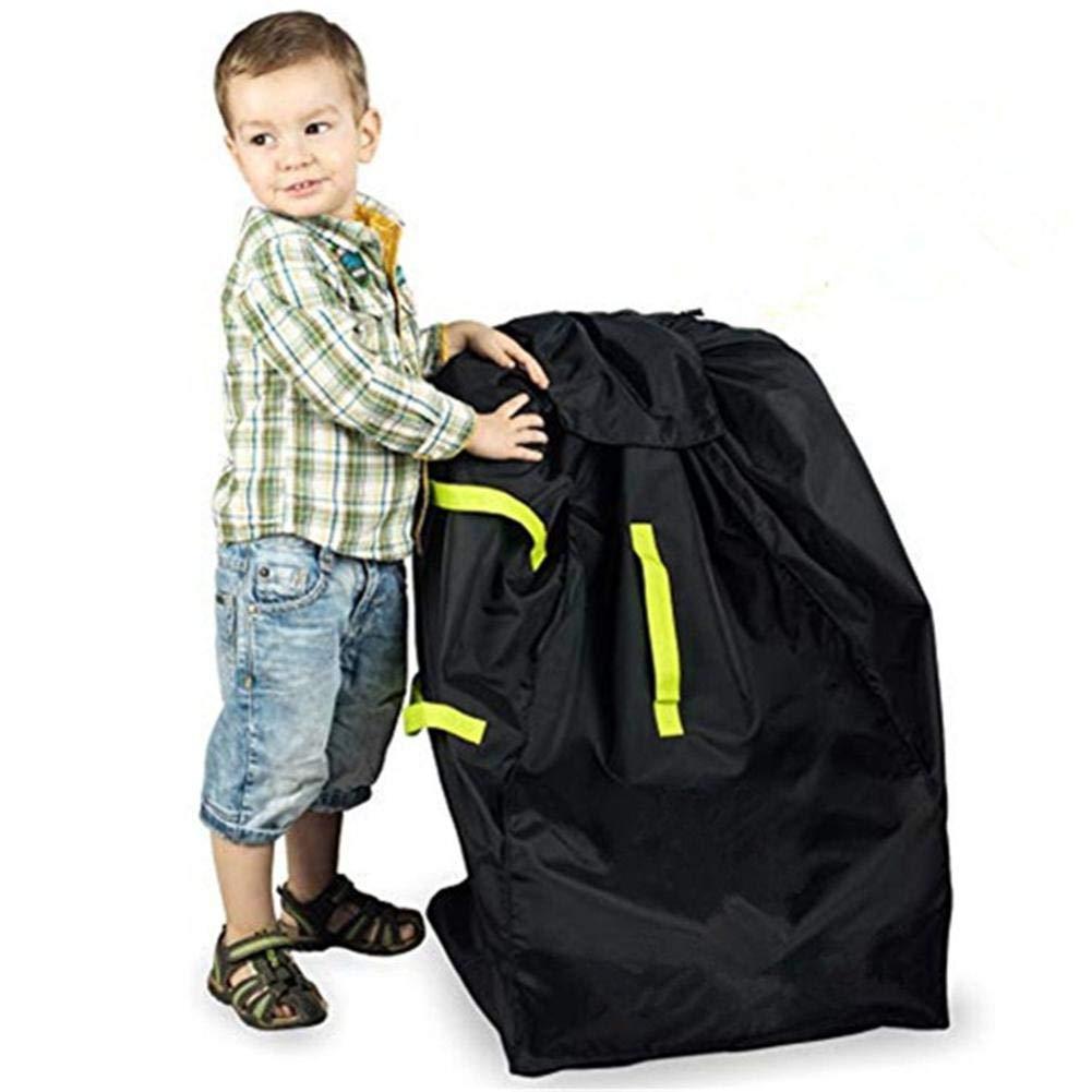 Ideal F/ür Flugzeug-Gate-Check-In Leicht Zu Tragen Und Zu Identifizieren Baby-Autositz Reisetasche 34X18X18 In Premium-Qualit/ät Kompakt Geld Sparen Ultra-langlebiges Reisezubeh/ör